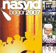 Banner Kompilasi Nasyid Bogor 2007