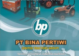 Cover CD Bina Pertiwi