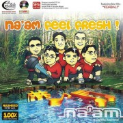 Cover CD Naam Feel Fresh 1