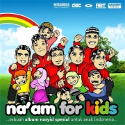 Cover CD Naam For Kids