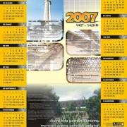 Desain Kalender Al Hurriyah IPB 1