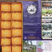 Desain Kalender Al Hurriyah IPB 2