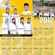 Kalender PKS Kota Solok