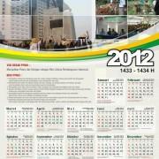 Kalender PPNSI 2012