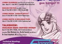 Pamflet Ekspresi Muslimah