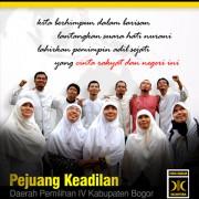 Pejuang Keadilan PKS Kab Bogor