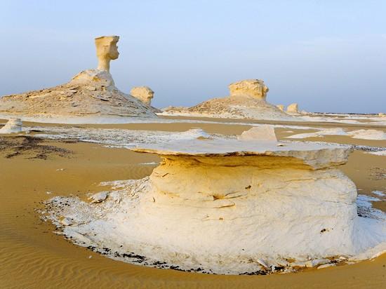 gurun pasir putih mesir