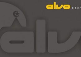 Kartu Nama Alvo FM (belakang)