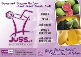 Leaflet JUSS