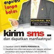 SMS Aspirasi